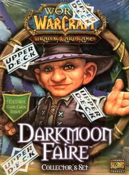 World of Warcraft Darkmoon Faire Collectors Set