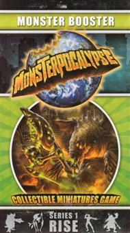 Monsterpocalypse Series 1 Monster Booster Pack (Privateer Press)