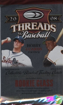2008 Donruss Threads Baseball Hobby Pack