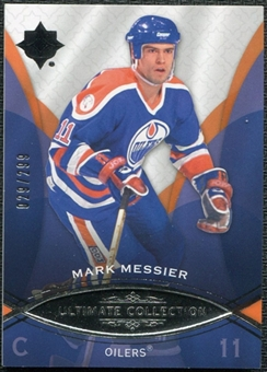 2008/09 Upper Deck Ultimate Collection #15 Mark Messier /299