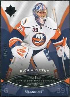 2008/09 Upper Deck Ultimate Collection #23 Rick DiPietro /299