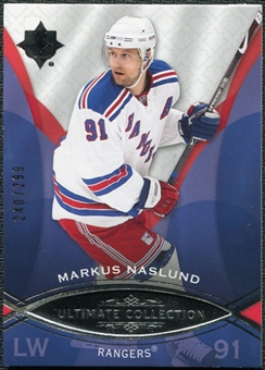 2008/09 Upper Deck Ultimate Collection #24 Markus Naslund /299