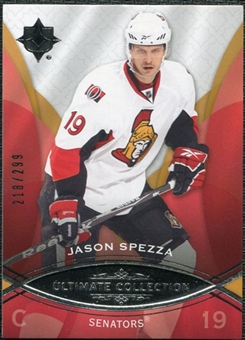 2008/09 Upper Deck Ultimate Collection #27 Jason Spezza /299