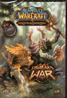 World of Warcraft Drums of War Starter Deck (Lot of 6)