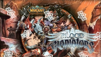 World of Warcraft Blood of Gladiators Booster Box