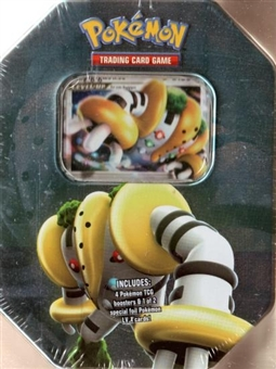 2008 Pokemon Holiday Series 2 Regigigas Tin