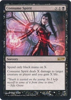 Magic the Gathering Promo Single Consume Spirit - IDW