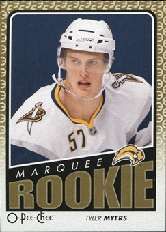 2009/10 Upper Deck O-Pee-Chee #771 Tyler Myers RC