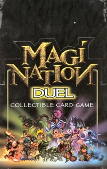 Interactive Imagination Magi-Nation Duel: Booster Box