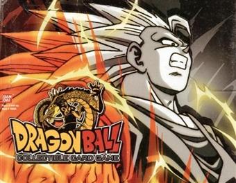 Bandai Dragon Ball Destructive Fury Booster Box
