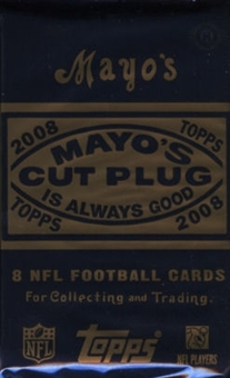 2008 Topps Mayo Football Hobby Pack