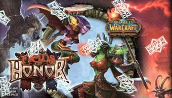 World of Warcraft Fields of Honor Booster Box