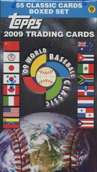 2009 Topps World Baseball Classic Hobby Set