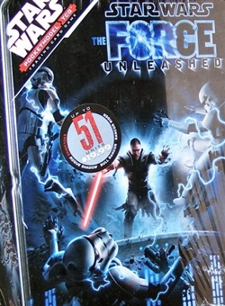 WizKids Star Wars Force Unleashed Tin (Box)