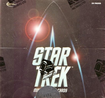Star Trek The New Movie Trading Cards Box (Rittenhouse 2009)