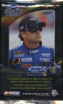 2009 Press Pass Eclipse Racing Hobby Pack