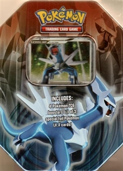 2009 Pokemon Spring Dialga Tin