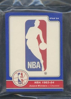 1984 Star Co. Basketball Award Banquet Bagged Set