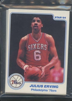 1983/84 Star Co. Basketball Sixers Bagged Set