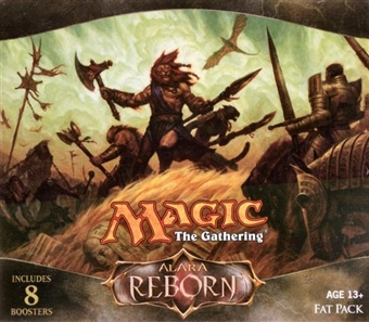 Magic the Gathering Alara Reborn Fat Pack