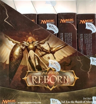 Magic the Gathering Alara Reborn Intro Pack Box