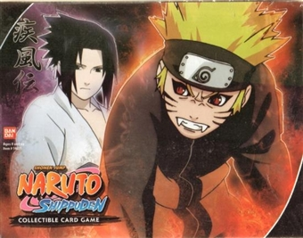 Naruto Fateful Reunion Booster Box (Bandai)