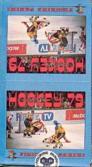 1979/80 Panini Sticker Hockey Box