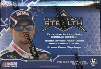 2009 Press Pass Stealth Racing Hobby Box