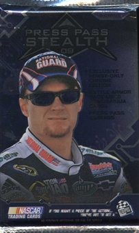 2009 Press Pass Stealth Racing Hobby Pack