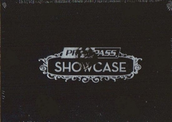 2009 Press Pass Showcase Racing Hobby Box