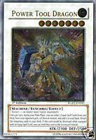 Yu-Gi-Oh Raging Battle Single Power Tool Dragon Ultimate Rare