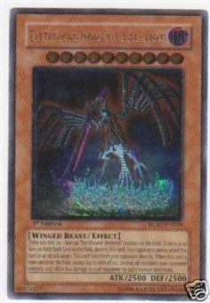 Yu-Gi-Oh Raging Battle Single Earthbound Immortal Aslla Piscu Ultimate