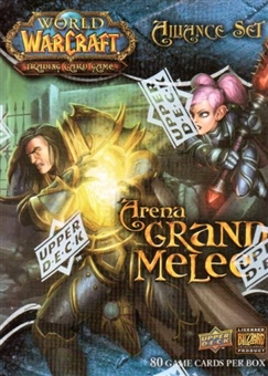World of Warcraft Arena Grand Melee Alliance Set (Box)