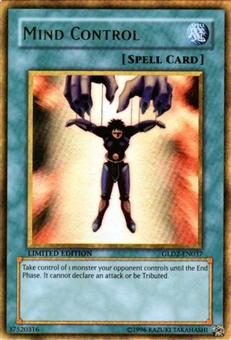 Yu-Gi-Oh Gold Series 2 Single Mind Control