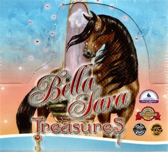 Bella Sara Series 8 Treasures Booster Box