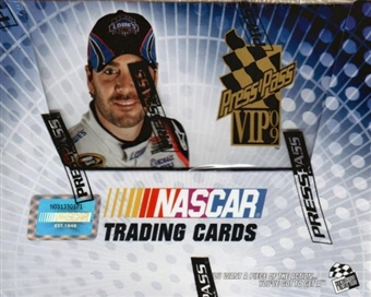 2009 Press Pass VIP Racing Hobby Box
