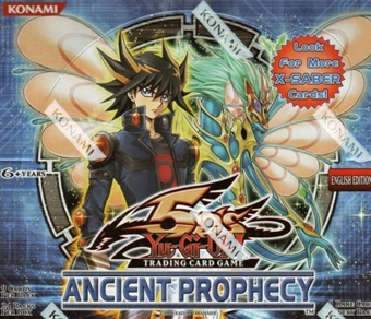 Konami Yu-Gi-Oh Ancient Prophecy Booster Box