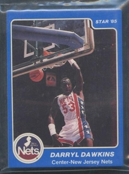 1984/85 Star Co. Basketball Nets Bagged Set