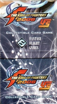 Universal Fighting System (UFS) The King of Fighters 2006 Booster Box