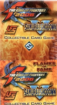 Universal Fighting System (UFS) Flames of Fame Booster Box