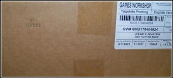 Universal Fighting System (UFS) Cutting Edge Booster 12-Box Case