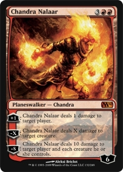 Magic the Gathering 2010 Single Chandra Nalaar Foil