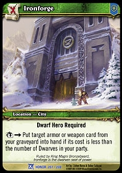 WoW Fields of Honor Single Ironforge