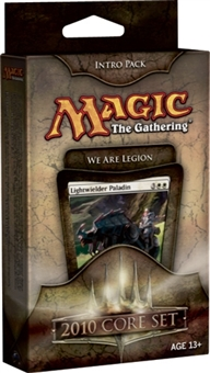 Magic the Gathering 2010 Core Set Intro Pack We Are Legion
