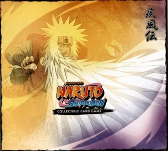 Naruto Foretold Prophecy Theme Deck Box (Bandai)