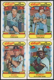 1978 Kellogg's Baseball Set (NM-MT)