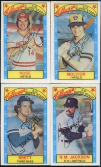 1979 Kellogg's Baseball Set (NM-MT)