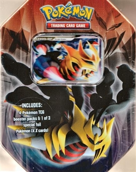 2009 Pokemon Legendary Collection Giratina Tin