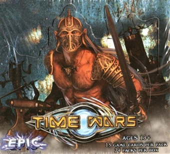 EPIC Time Wars Booster Box