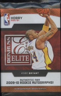 2009/10 Panini Elite Basketball Hobby Pack - Blake Griffin!